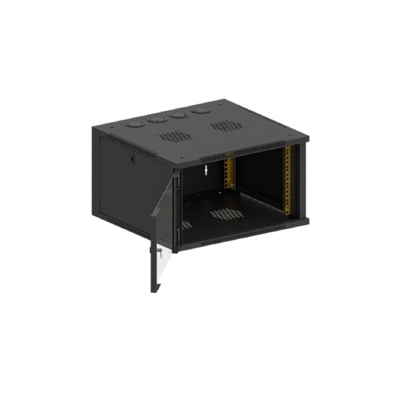 UNIRACK 19'' 6 U com Porta Transparente OPENETICS 23200