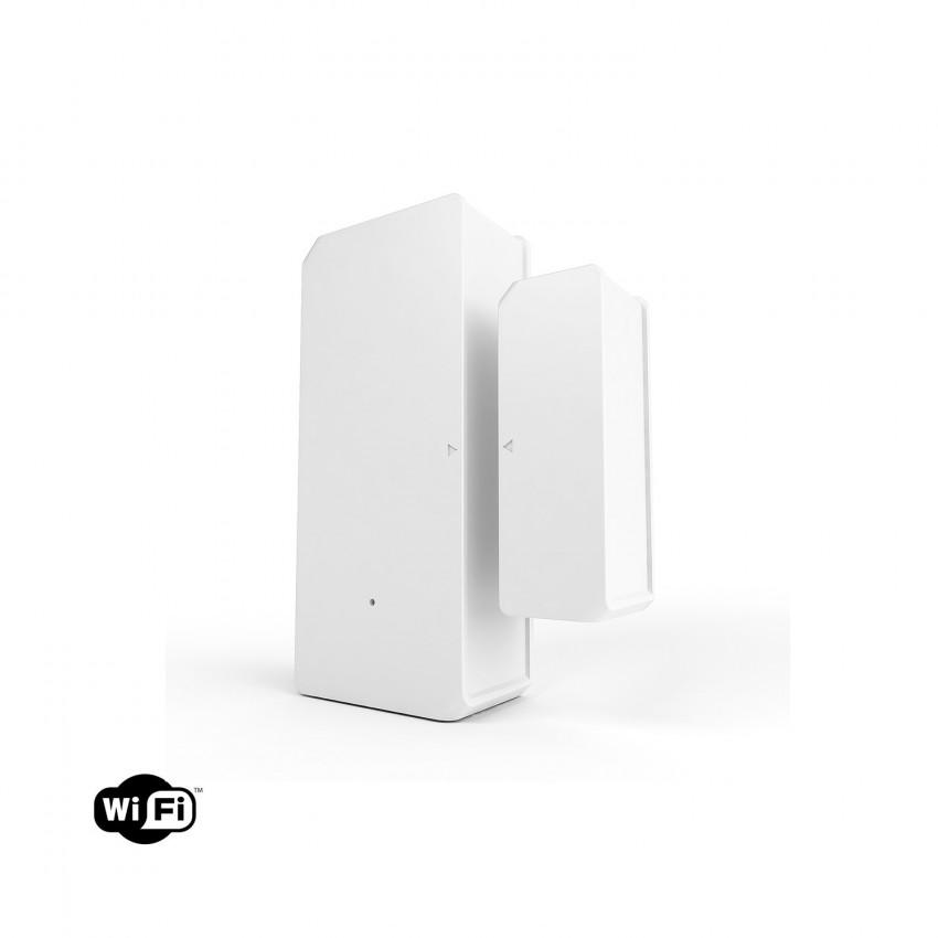 Detector Magnético WiFi Remoto com Alarme Especial Portas e Janelas SONOFF Sensor DW1