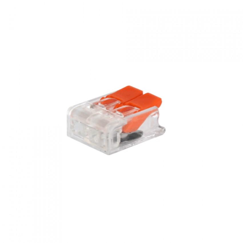 Pack 20 Conectores Rápidos 2 Entradas 0.08-4 mm²