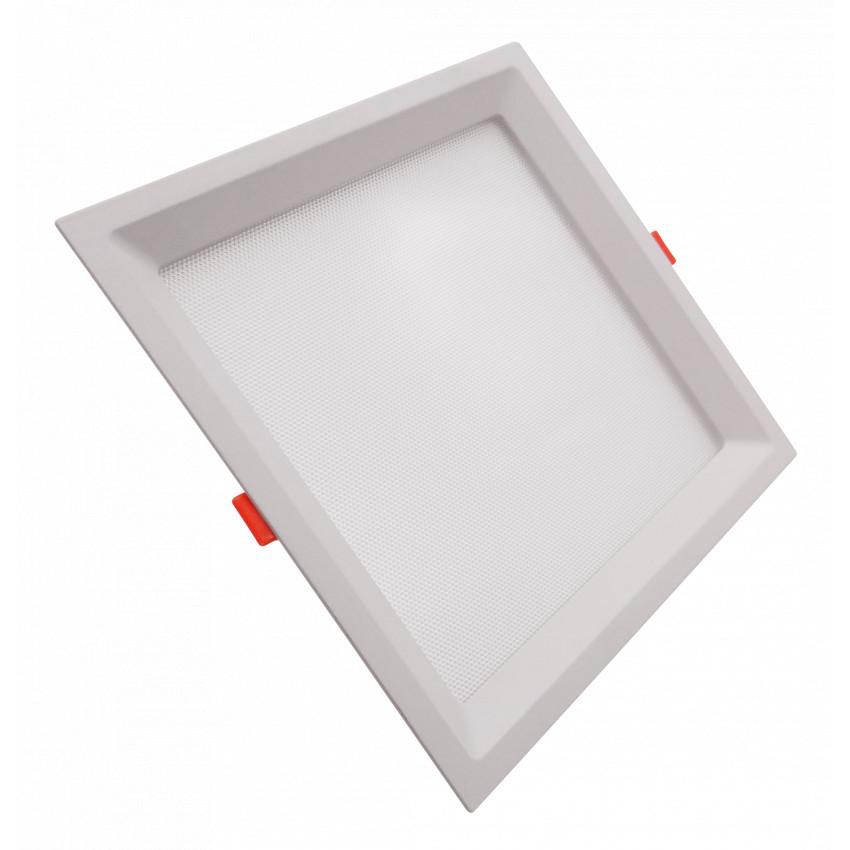Placa LED 16W CCT Seleccionable Cuadrado Slim LIFUD (UGR17) Corte 150x150 mm
