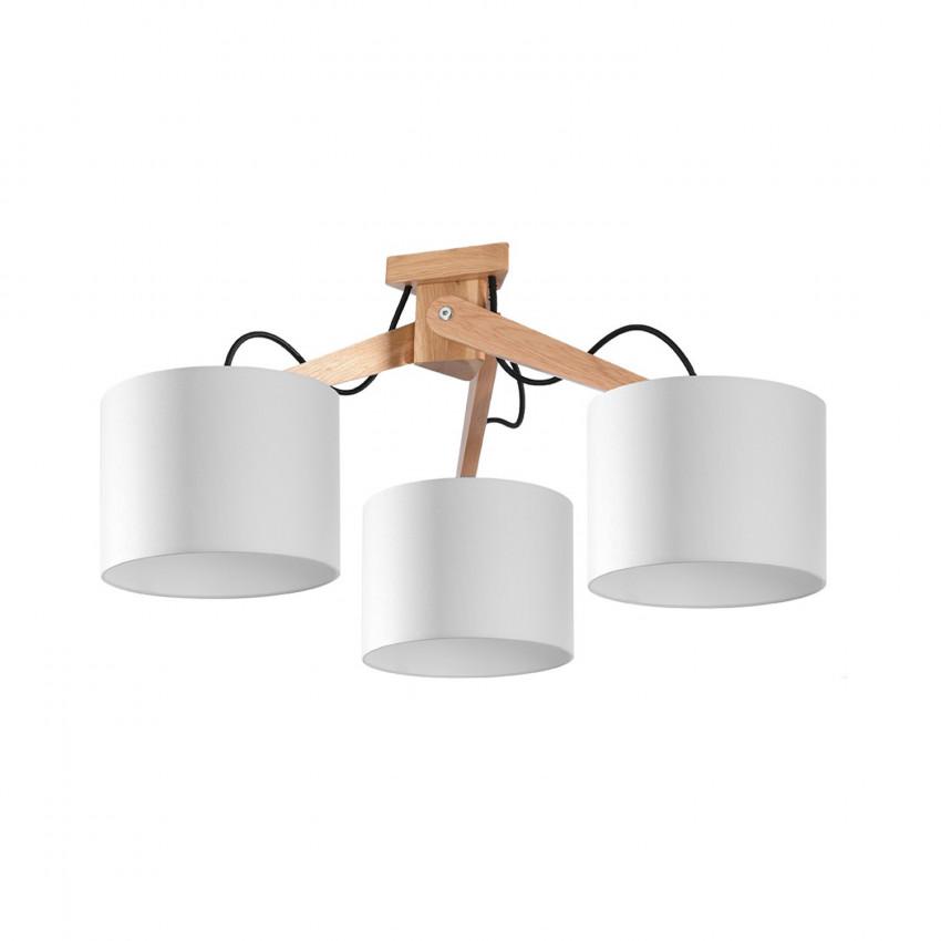 Lámpara de Techo Legno 3 SOLLUX