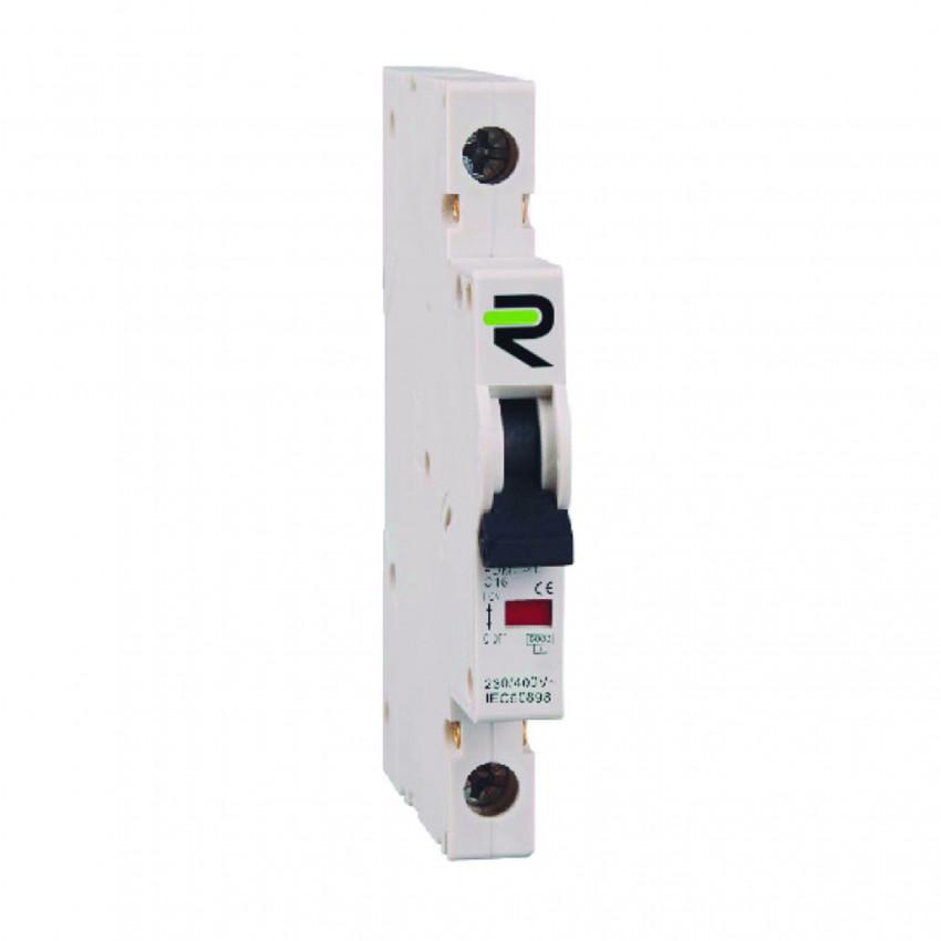 Microinterruptor Automático Magnetotérmico Industrial/Terciário MAXGE 1P-6kA 20-40A