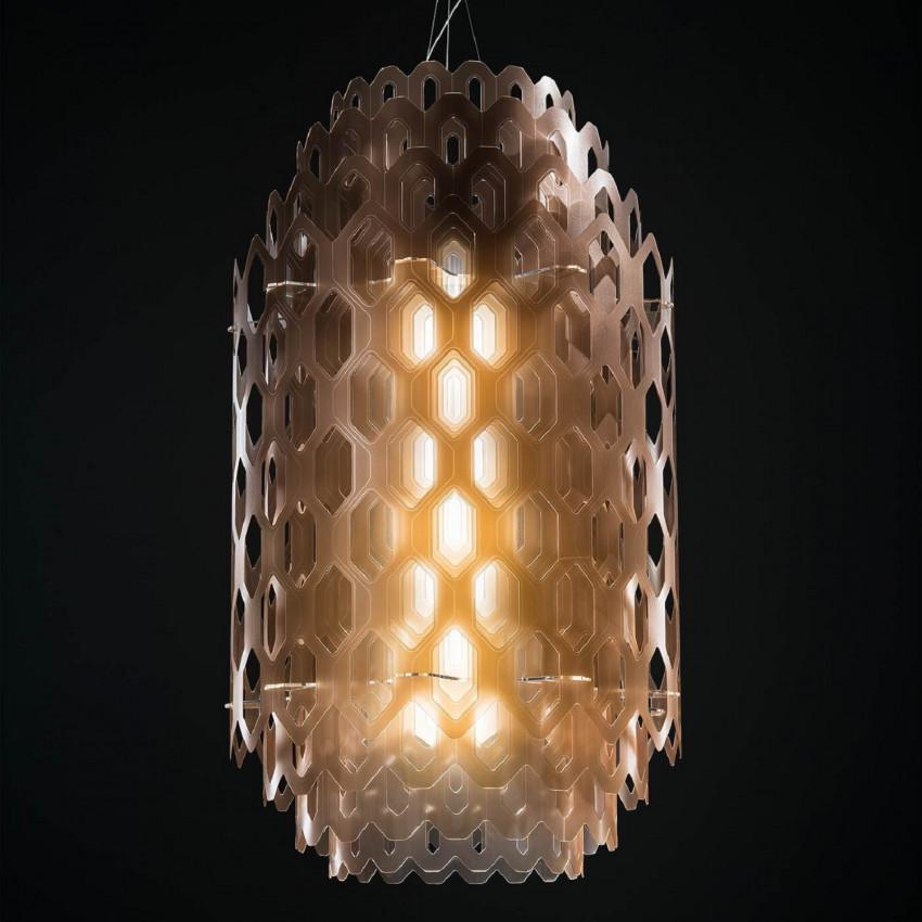 Lámpara Colgante SLAMP Chantal Suspension Medium