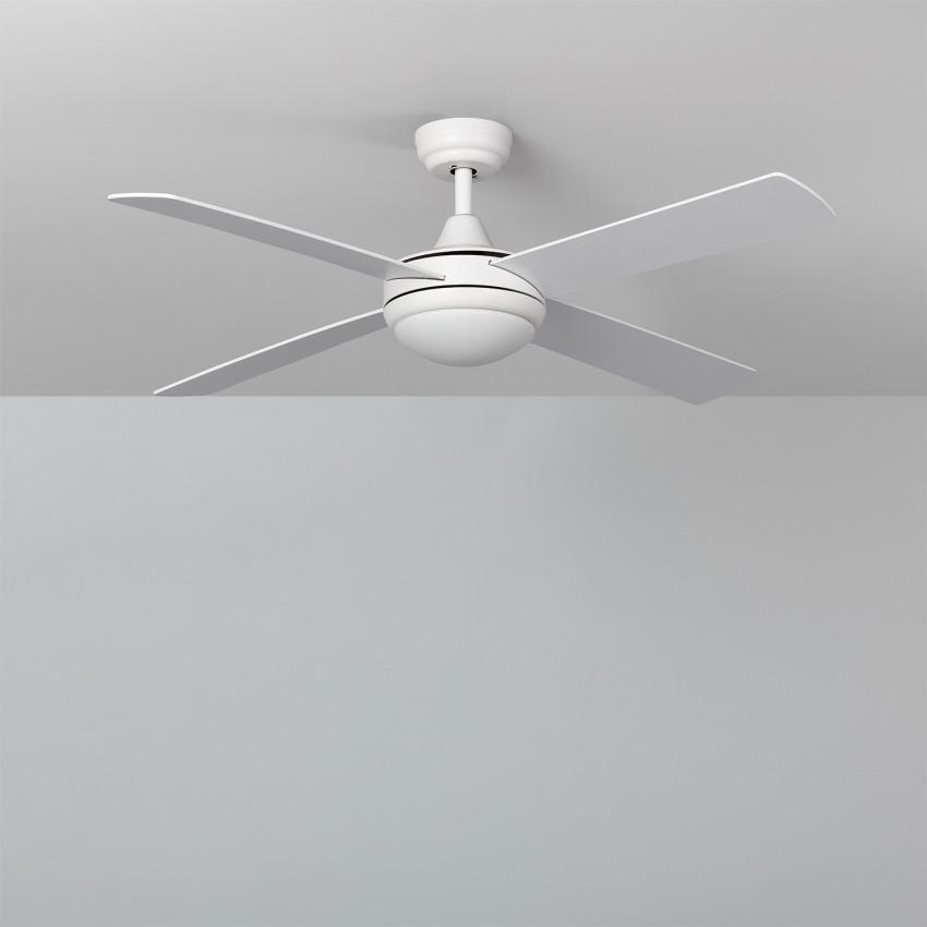 Ventilador de Techo LED Baffín Blanco 132cm Motor DC