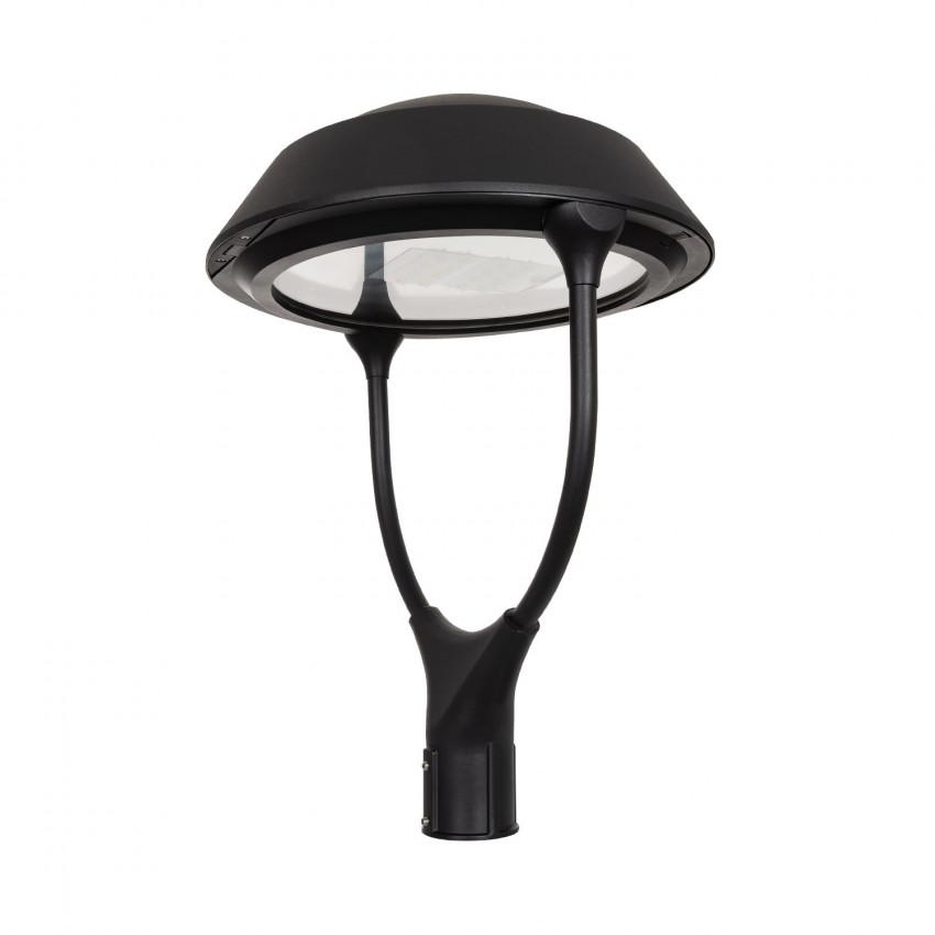 Luminária LED 40W Aventino LUMILEDS PHILIPS Xitanium Regulável 5 Steps Iluminação Pública