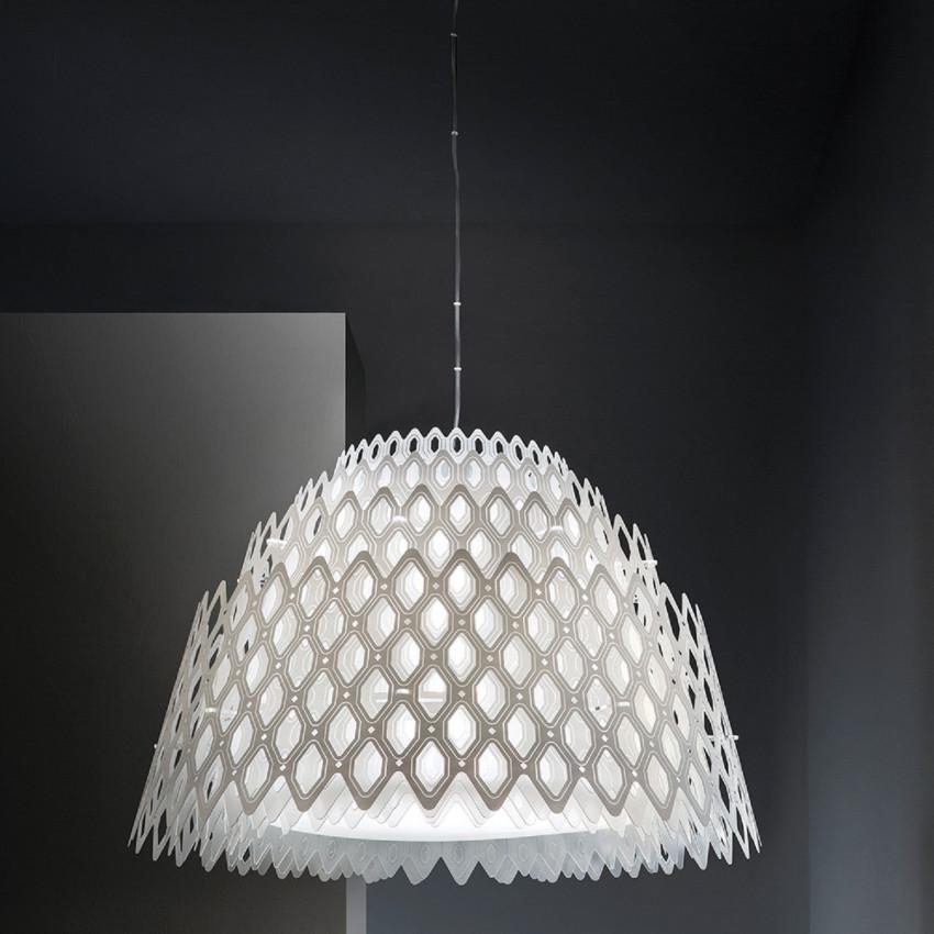 Lámpara Colgante SLAMP Half Charlotte Suspension