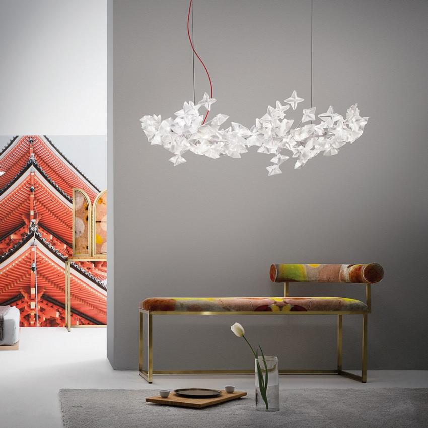 Lámpara Colgante SLAMP Hanami Small Suspension