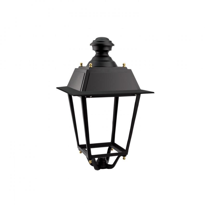 Luminária LED 40W Villa Garden LUMILEDS PHILIPS Xitanium Programável 5 Steps Iluminação Pública
