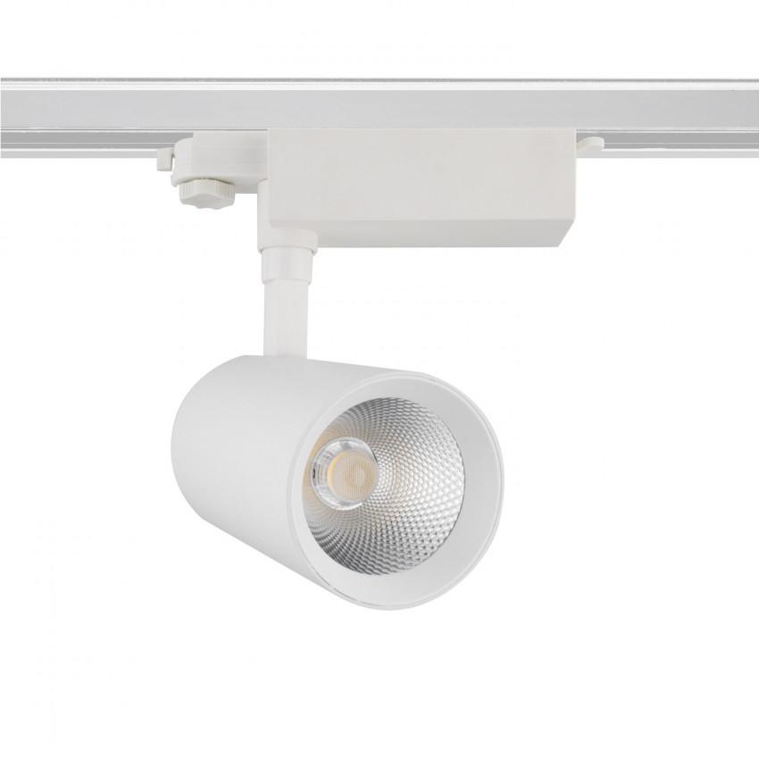Foco LED Bertha Blanco 30W LIFUD para Carril Trifásico