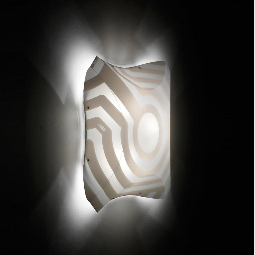 Aplique de Pared SLAMP Venti Ceiling/Wall Small