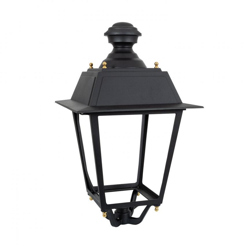 Luminária LED 60W Villa LUMILEDS PHILIPS Xitanium Regulável 5 Steps Iluminação Pública