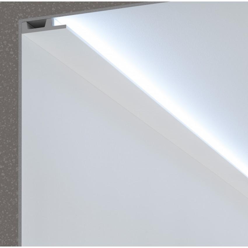 Moldura Zócalo para Tira LED 2m Modern
