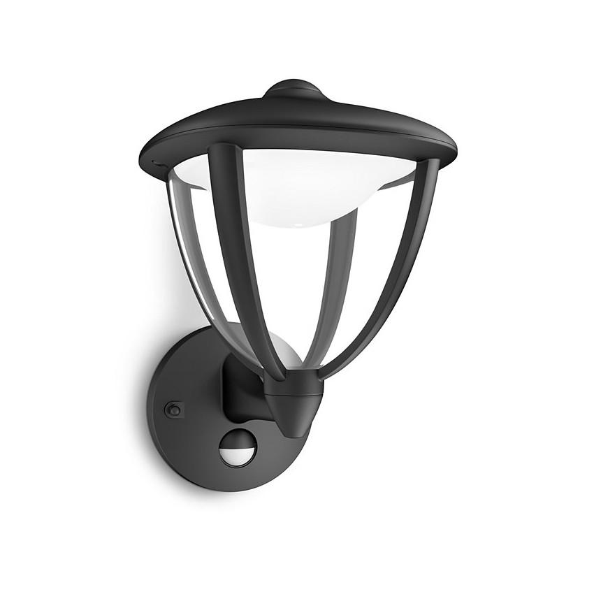 Candeeiro de Parede LED 4,5W com Sensor de Movimento PHILIPS Robin