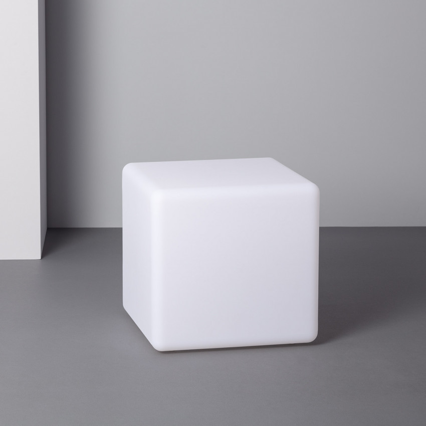 Cubo LED RGBW 40cm Conexión 220V