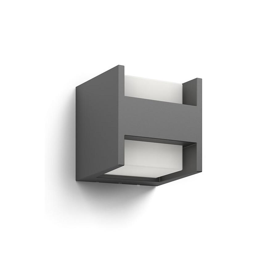 Aplique LED Dupla Iluminação 2x4.5W PHILIPS Arbour
