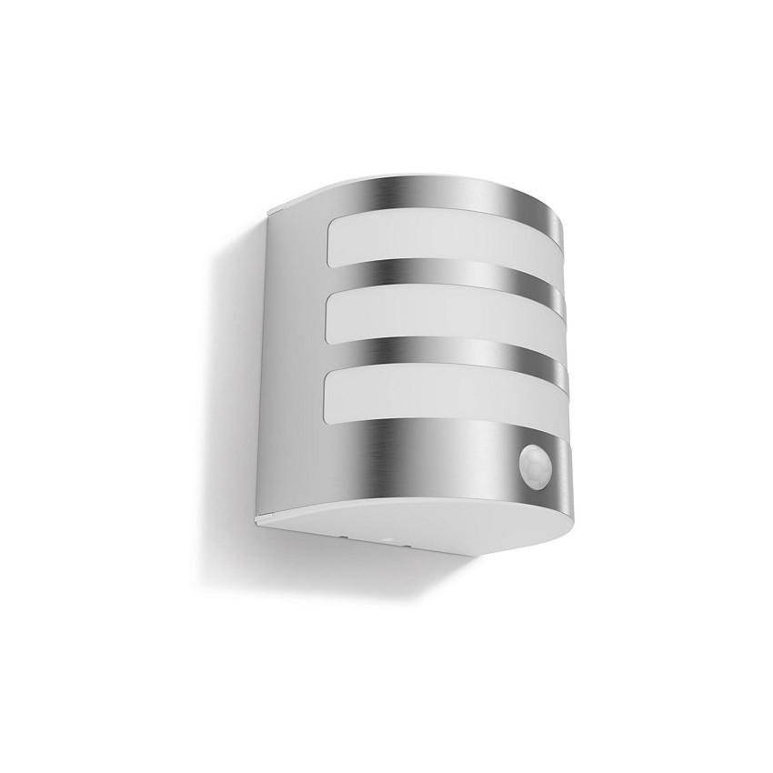 Aplique LED con Sensor Movimiento 3.5W PHILIPS Calgary