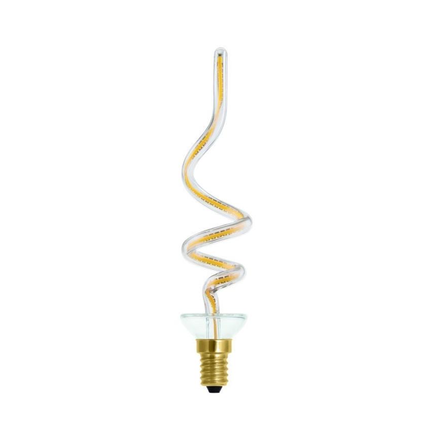 Bombilla LED E14 Regulable Filamento 4.7W Art Flame Creative-Cables Modelo SEG50137