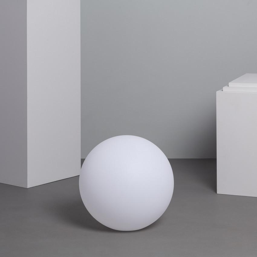 Esfera LED RGBW IP65 40cm Conexão 220V