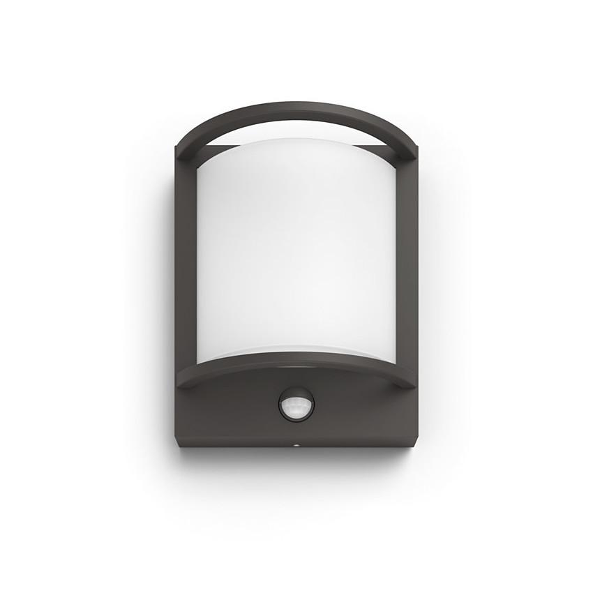 Aplique LED com Sensor de Movimento 12W PHILIPS Samondra