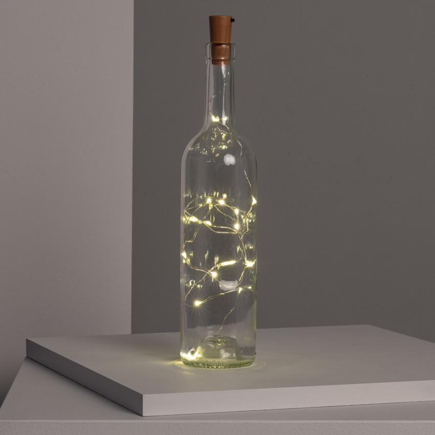 Guirnalda Alambre LED para Botella