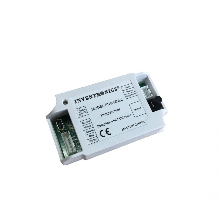 Programador Múltiple para Drivers y Controladores INVENTRONICS PRG-MUL2