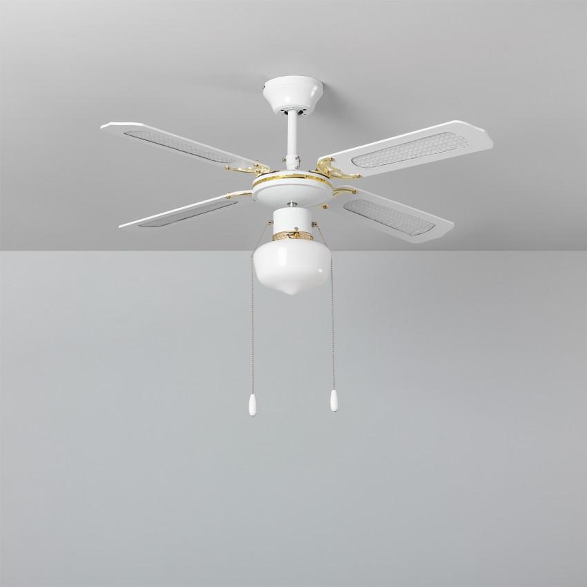 Ventilador de Techo Havoc Blanco 103cm Motor AC