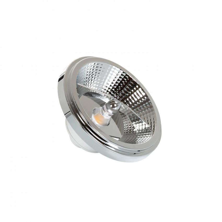 Lâmpada LED GU10 12W AR111 24º