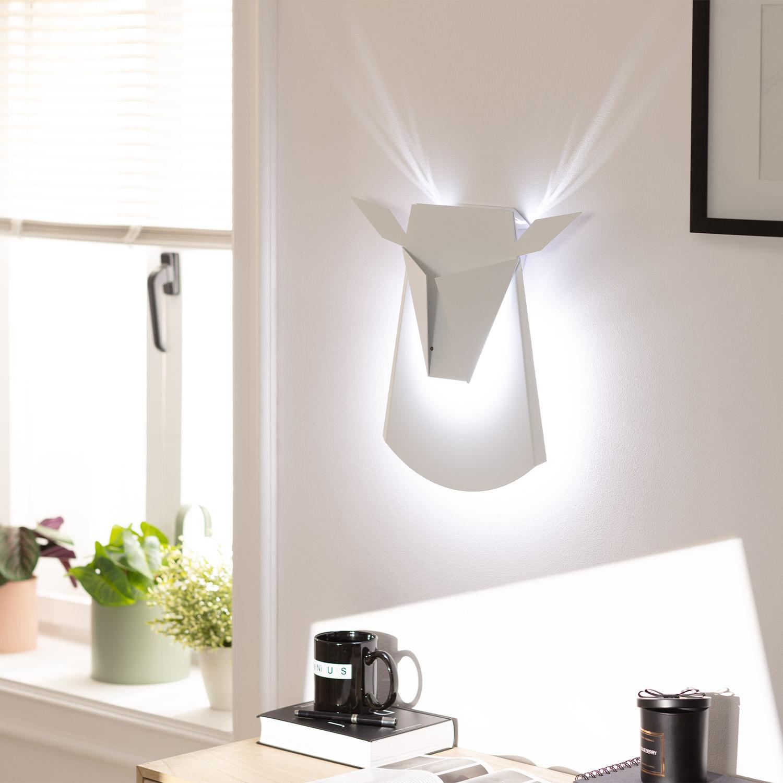 Aplique LED Reno 6W Blanco