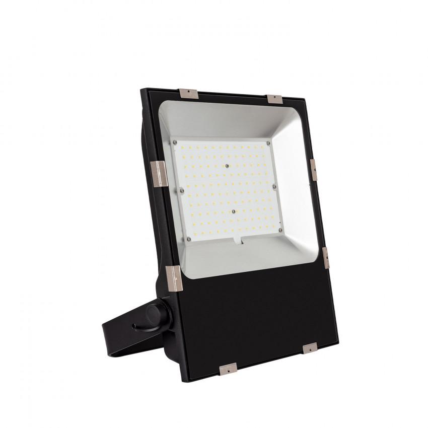 Foco Proyector LED 100W 160 lm/W IP65 HE Slim PRO 120º Regulable TRIAC