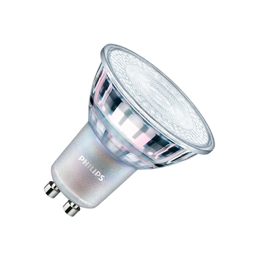 Bombilla LED GU10 Regulable PHILIPS CorePro MAS spotMV 60° 3.7W