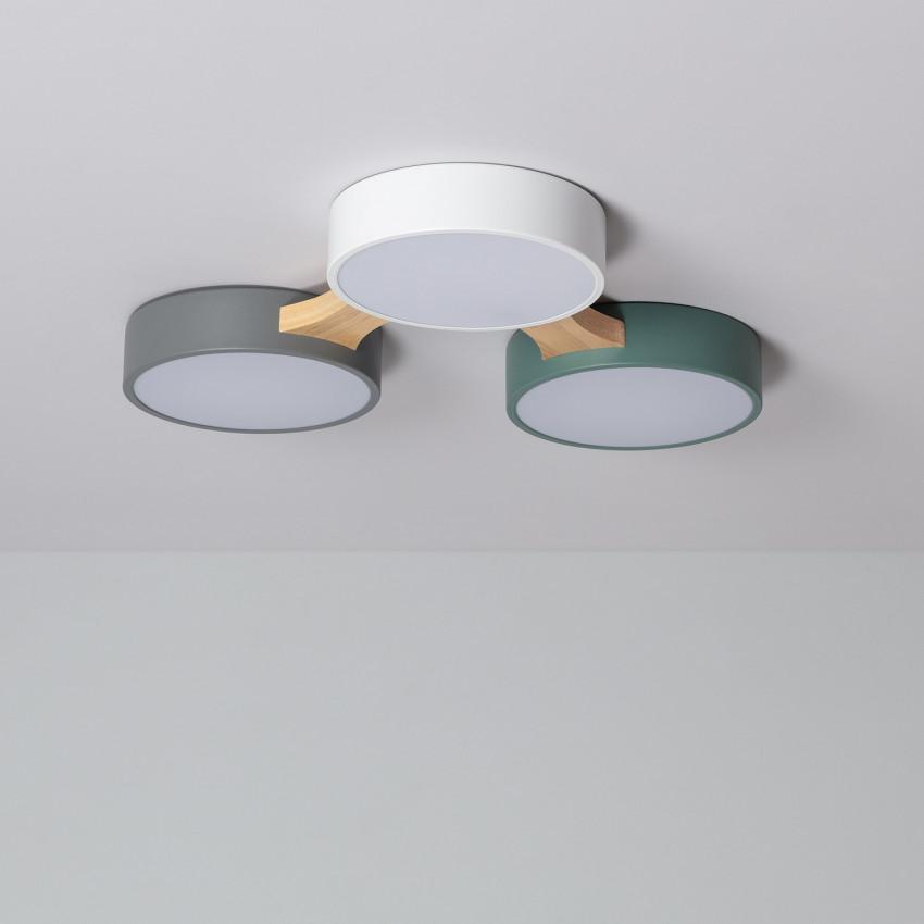 Plafón LED Oliua 30W