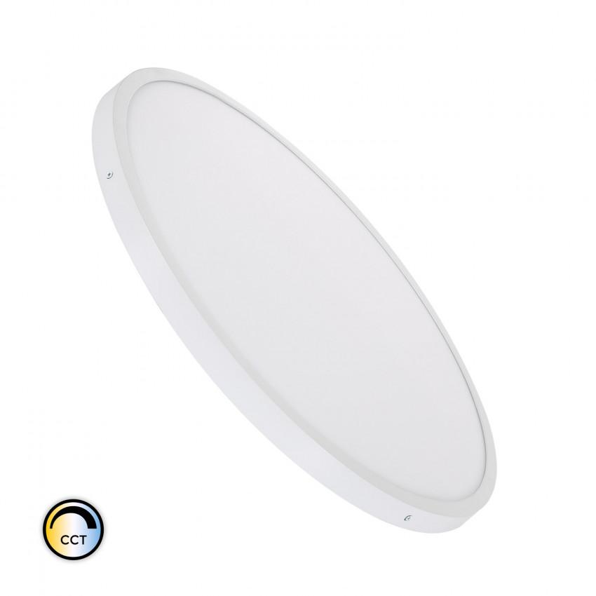 Plafón LED 48W Circular Superslim CCT Seleccionável