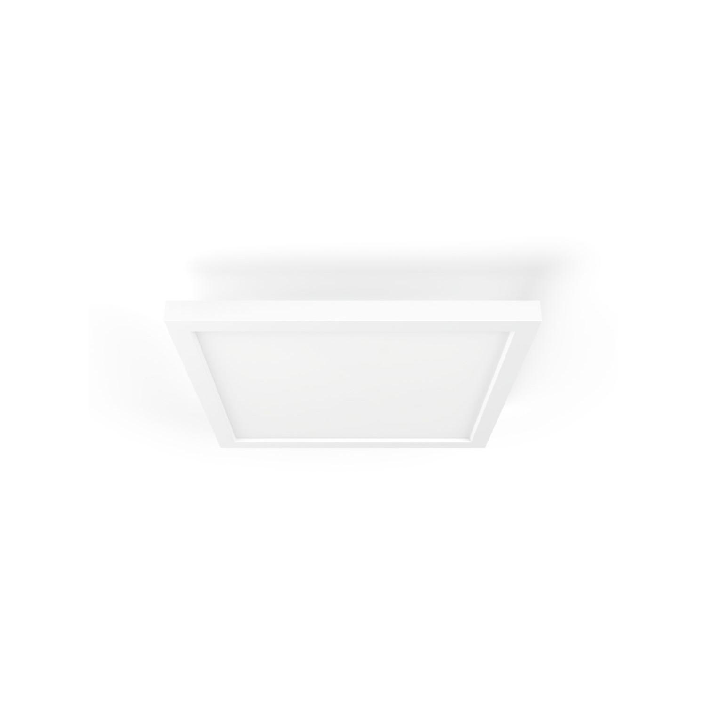 Plafón LED White Ambiance 46.5W Cuadrado PHILIPS Hue Aurelle