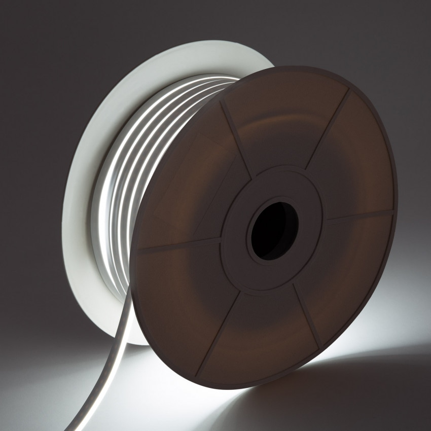 Rolo Neon LED 24V DC 120LED/m 50m IP65