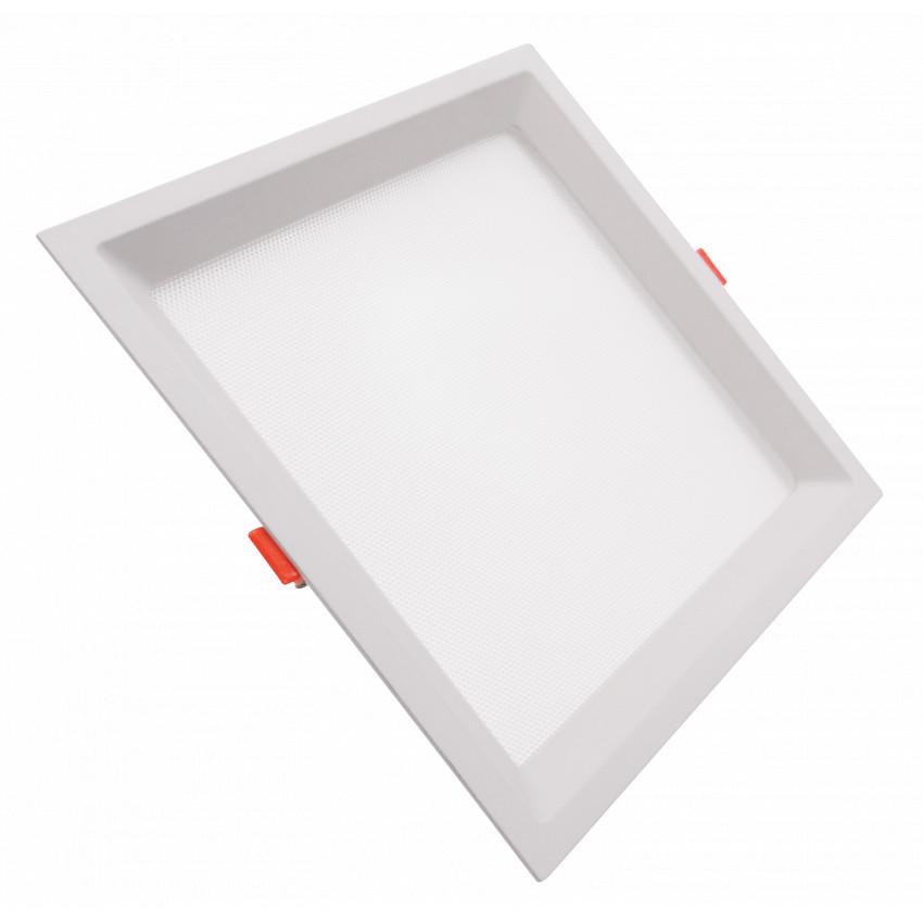 Placa LED 20W Cuadrado Slim Corte 200x200 mm