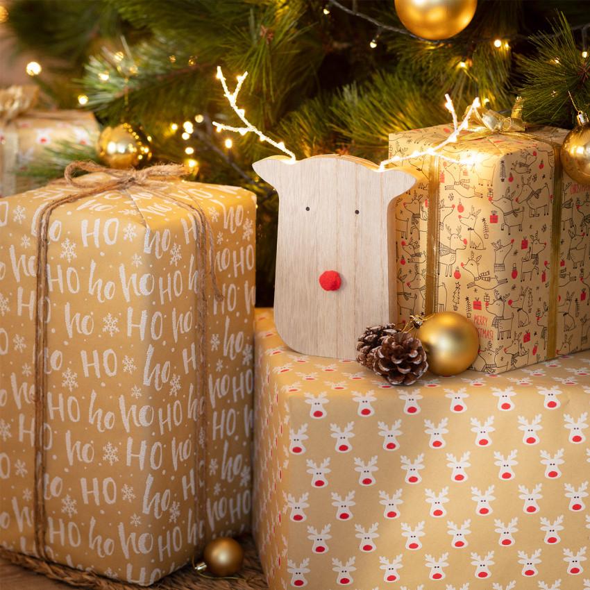 Reno de Navidad LED Donner con Batería
