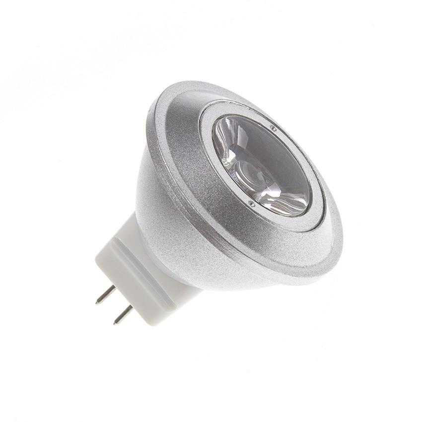 Lâmpadas LED MR11, G12 e S19