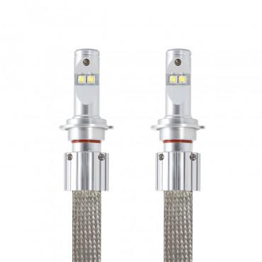 KIT Bombillas LED CREE H4 35W para coche o moto