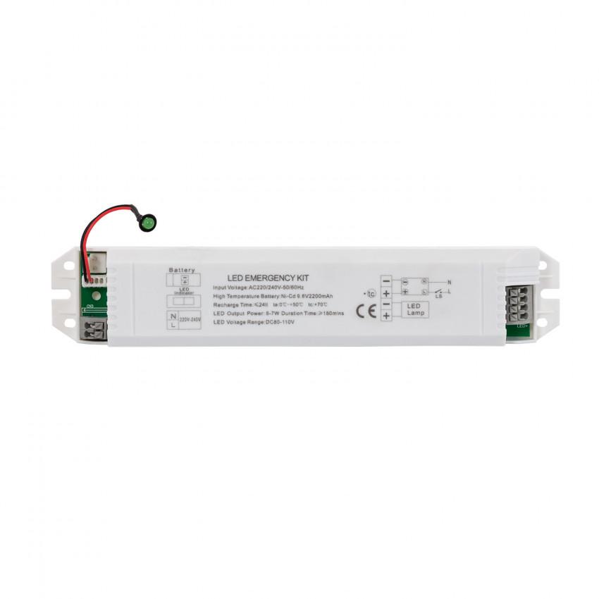Kit de emergência para luminárias LED Permanente / Não Permanente