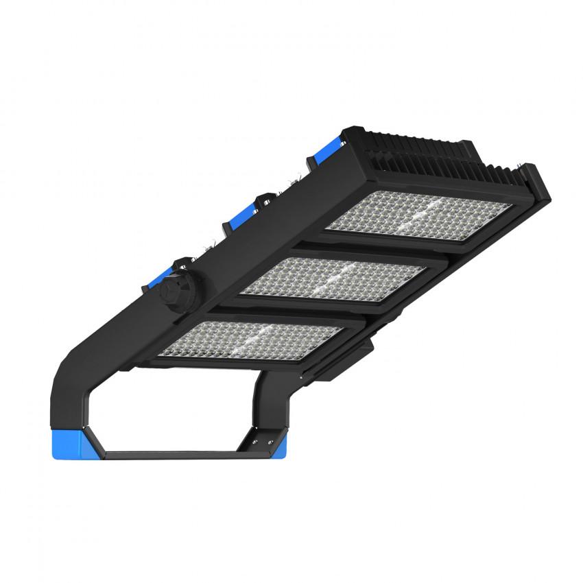 Foco LED Stadium Profissional SAMSUNG 750W 145lm/W MEAN WELL Regulável 1-10 V