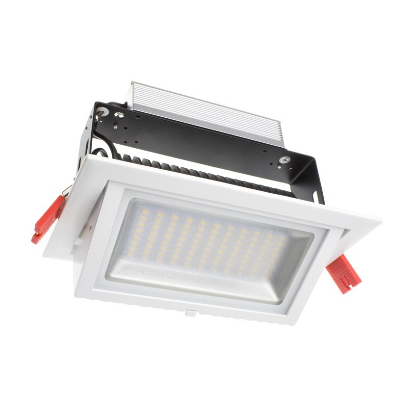 Foco Projector LED SAMSUNG 120lm/W Direccionável Rectangular 48W LIFUD