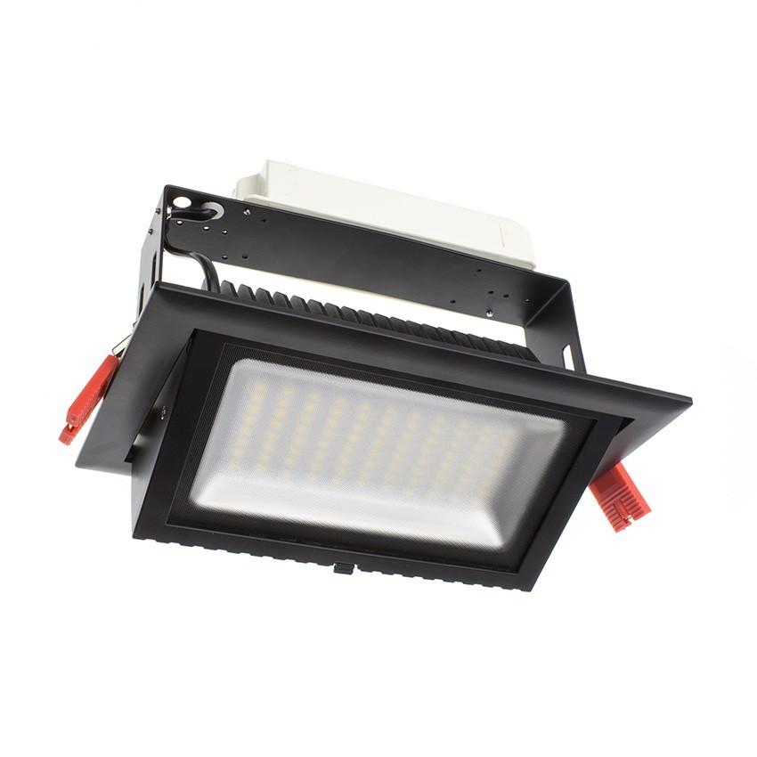 Foco Projector LED SAMSUNG 120lm/W Direccionável Rectangular Preto 48W LIFUD