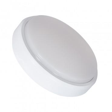 Plafón LED Circular White Hublot 12W